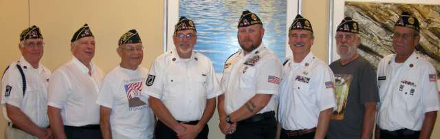 2016 Officers of Post 177
